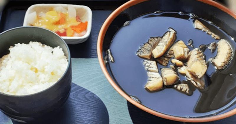 海人食堂 イカスミ汁