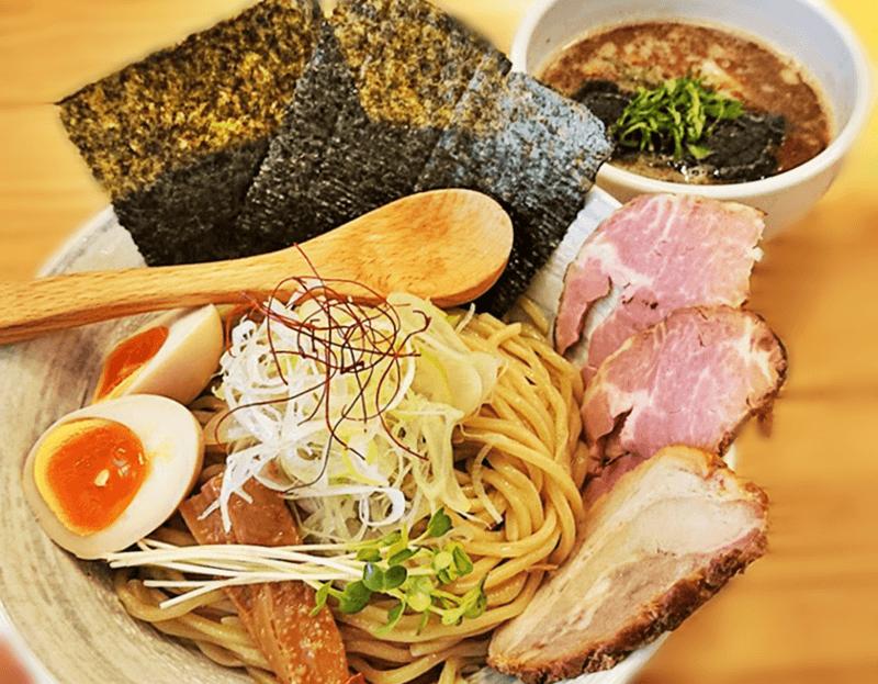麺恋まうろあ 特製梅つけ麺