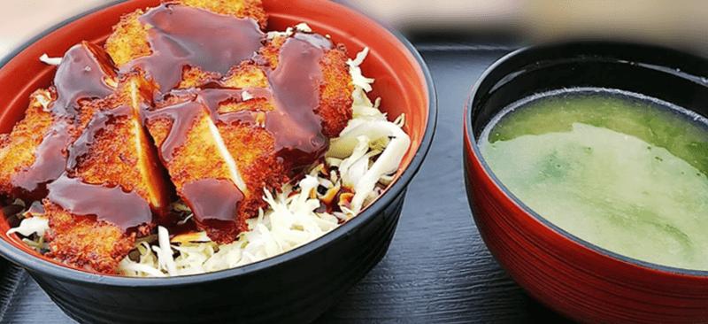 海人食堂 マグロカツ丼