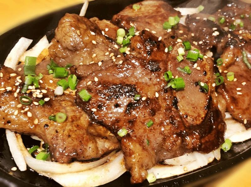 J-chan 冷麺 骨付きカルビ