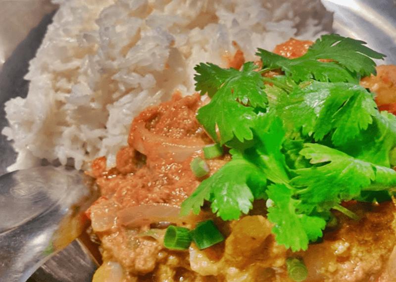 アジアン食堂 シロクマ クンパライス