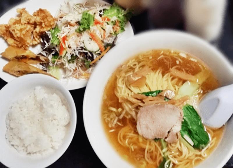 中華料理 DAIKEI ラーメンランチ