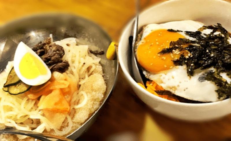 J-chan 冷麺 冷麺セット