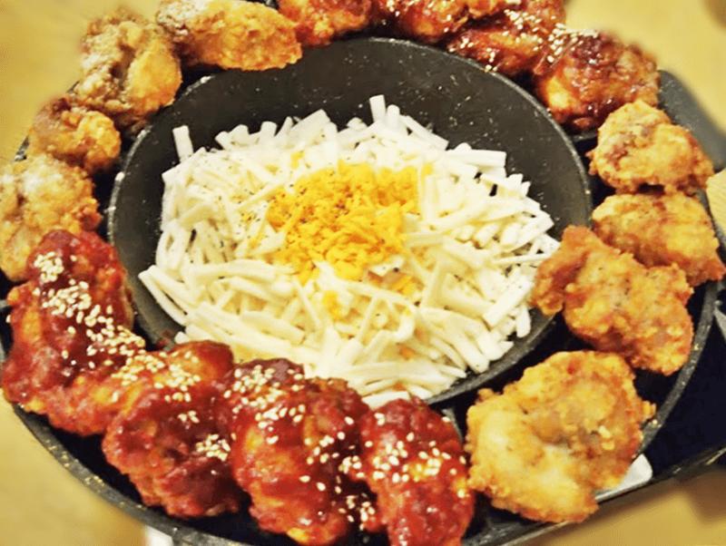J-chan 冷麺 UFOチキン